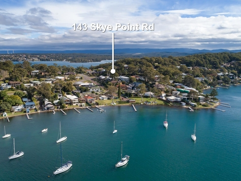 143 Skye Point Road Coal Point, NSW 2283
