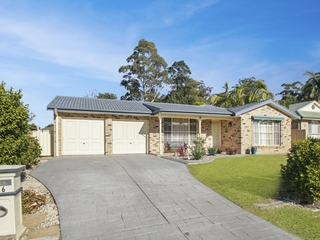 16 Kurraba Place St Georges Basin , NSW, 2540