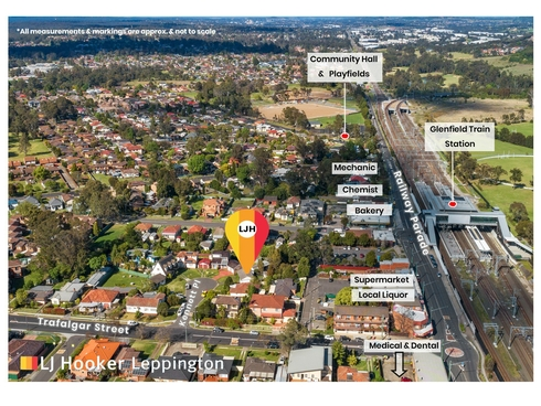 4 Kennett Place Glenfield, NSW 2167