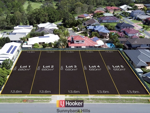 Lot Lot 4/93 Kavanagh Road Wishart, QLD 4122