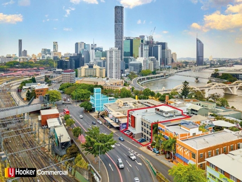 Ground and Level 1/366 Upper Roma Street Brisbane, QLD 4000