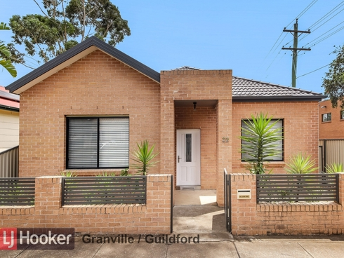 22 Milton Street Granville, NSW 2142