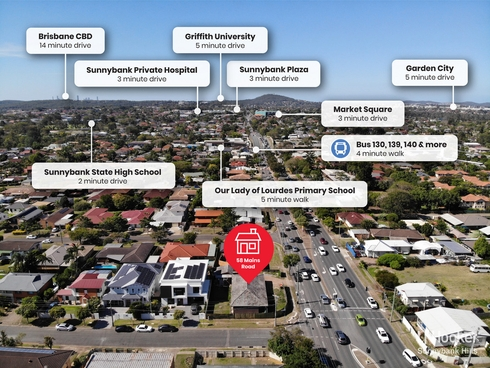 58 Mains Road Sunnybank, QLD 4109