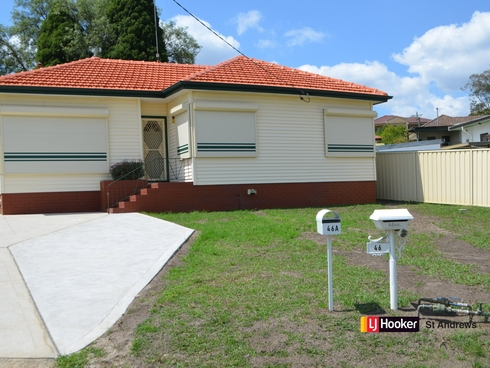 46 Grandview Drive Campbelltown, NSW 2560