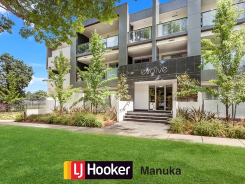 37/16 New South Wales Crescent Forrest, ACT 2603