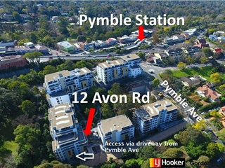 302/12 Avon Road Pymble , NSW, 2073