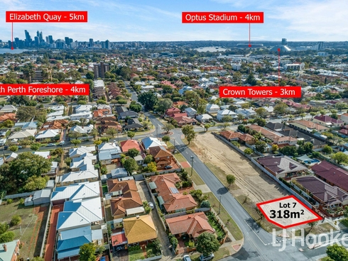 Lot 7/150 Washington Street Victoria Park, WA 6100
