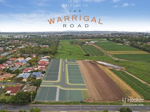 Lot 8/145 Warrigal Road Runcorn, QLD 4113