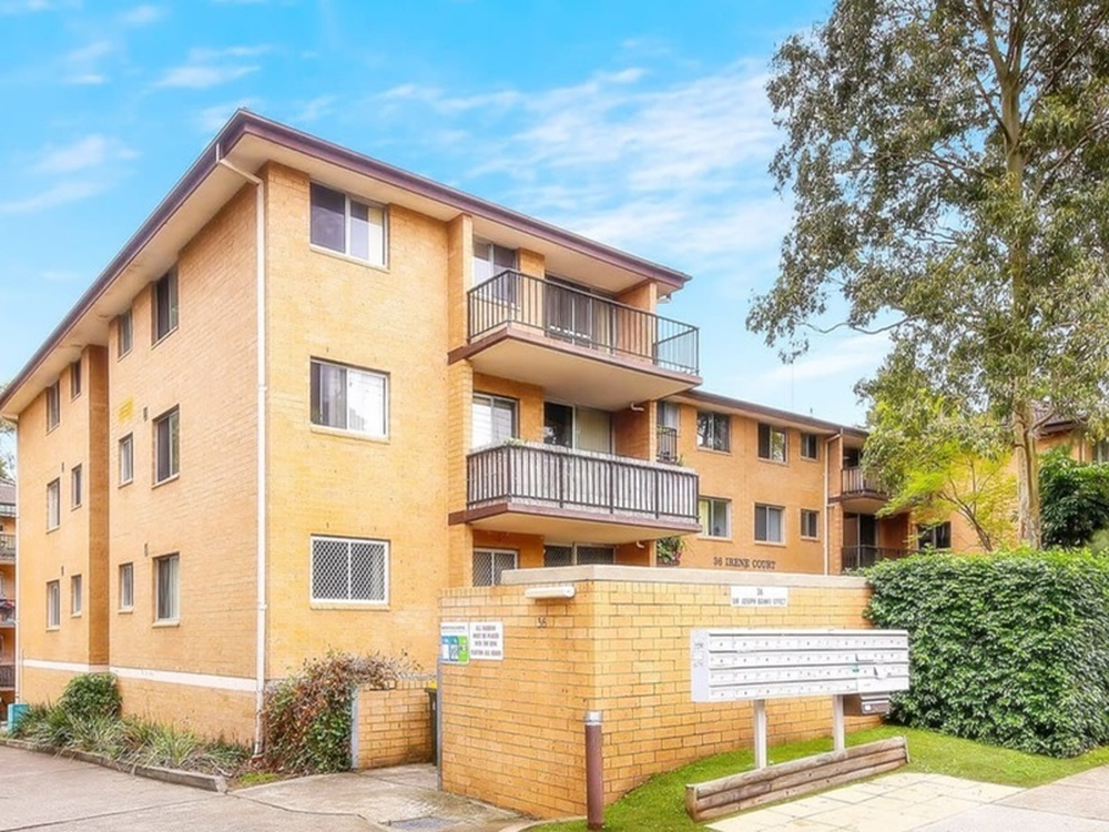 25/36-40 Sir Joseph Banks Street Bankstown, NSW 2200