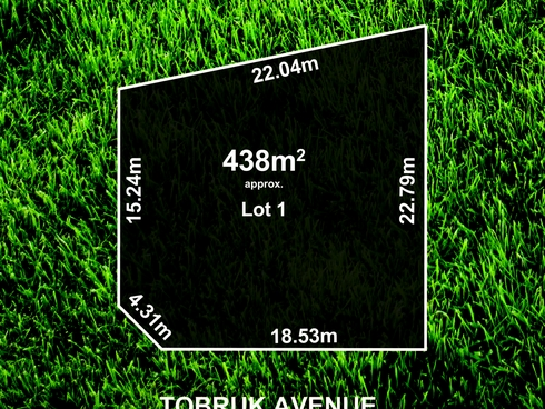 Lot 1/60/ Tobruk Avenue St Marys, SA 5042