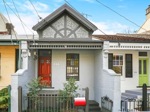 43a Wells Street Newtown, NSW 2042