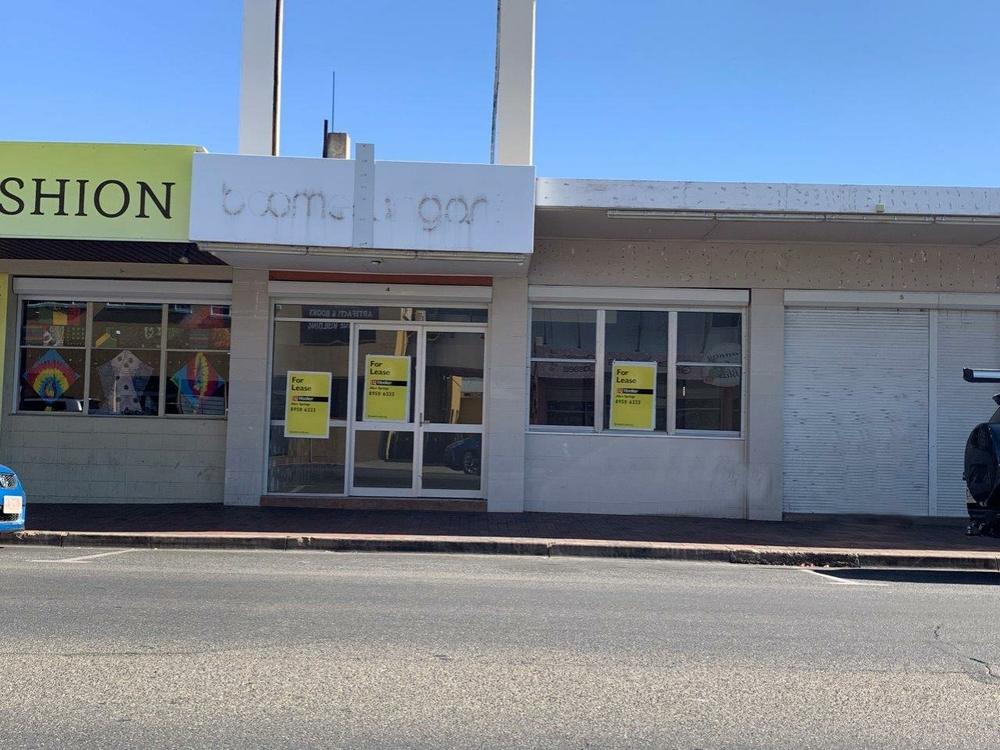 4&5/70 Todd Street Alice Springs, NT 0870
