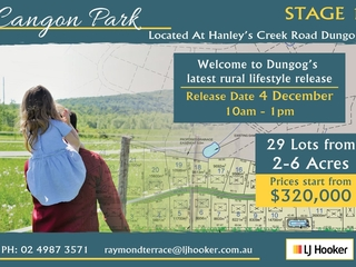 Lot 16/ Hanleys Creek Road Dungog, NSW 2420