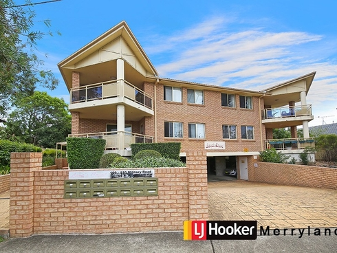 11/109 Military Rd Guildford, NSW 2161