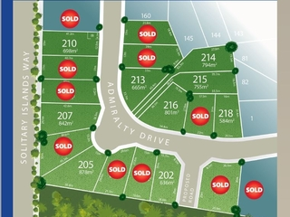 Lot 215 Admiralty Drive - Stage 11 Safety Beach , NSW, 2456