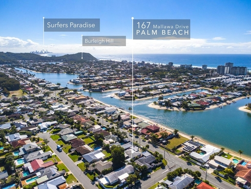 167 Mallawa Drive Palm Beach, QLD 4221