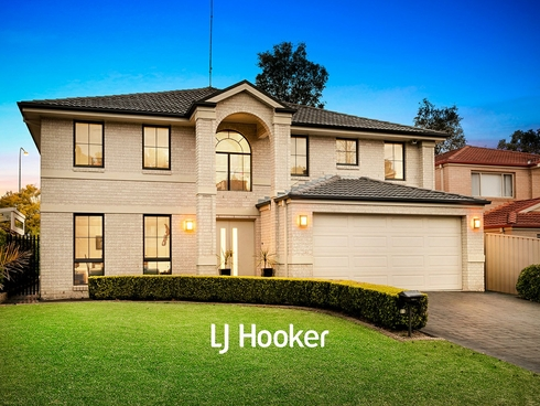 31 Greyfriar Place Kellyville, NSW 2155