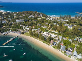 Lot 1 and 3/1110 Barrenjoey Road Palm Beach , NSW, 2108