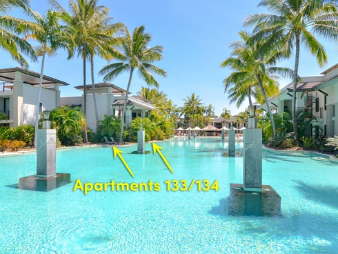 133 & 134 Sea Temple/22 Mitre Street Port Douglas, QLD 4877