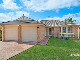 11 Guernsey Way Stanhope Gardens , NSW, 2768