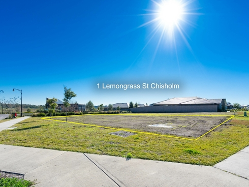 1 and 3 Lemongrass Street Chisholm, NSW 2322