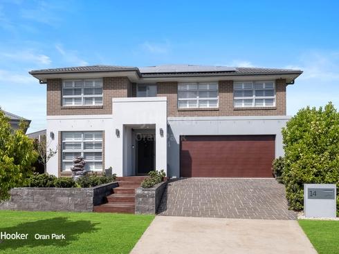 14 Leffler Street Oran Park, NSW 2570