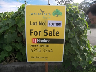 Lot 105 Whistlers Run Albion Park , NSW, 2527