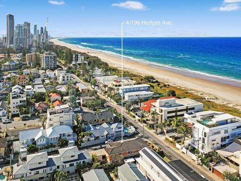 4/196 Hedges Avenue Mermaid Beach, QLD 4218